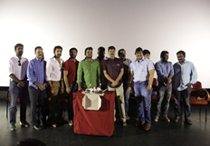 Aarathu Sinam Team Theatre Celebrations