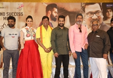 Nannaku Prematho Success Meet Photos