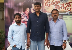 Janatha Garage Movie Press Meet Photos