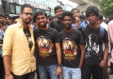 Kabali Fans Celebration Photos