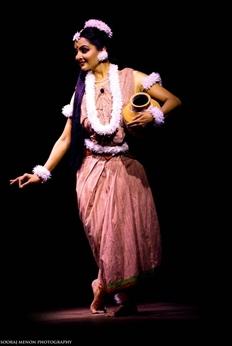 Manju Warrier Abhijnana Shakunthalam Drama Dance