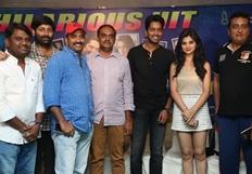 Selfie Raja Movie Success Meet Photos