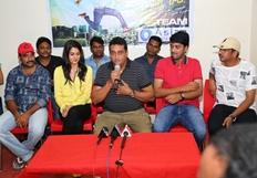 SelfieRaja 4thSong Launch in Warangal