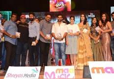 Thikka Audio Launch