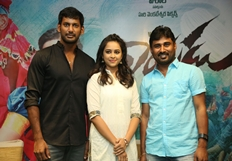 Rayudu Movie Success Meet Photos