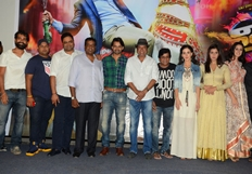 Thikka Motion Poster Launch Photos