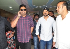 Oopiri Theater Coverage at RTC X Roads Photos