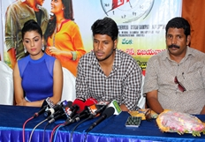 RUN Team at Vijayawada Trendset Mall Photos