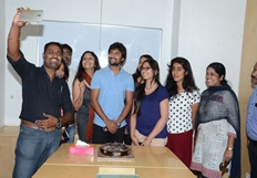 Gentleman Song Launch at Radio Mirchi Photos