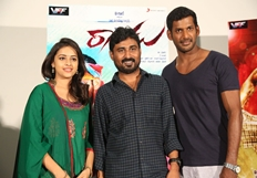 Rayudu Movie Team Press Meet Photos
