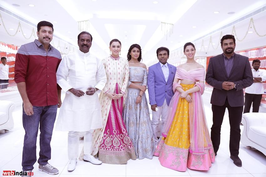 New Saravana Stores Padi Showroom Inauguration Photostamil Event