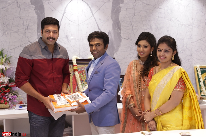 New Saravana Stores Padi Showroom Inauguration Photos,Tamil Event