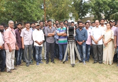 Bairavaa Movie Shooting Completed Photos