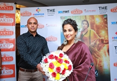 Kahaani 2 Movie Promotion At Taksh Restaurant Photos