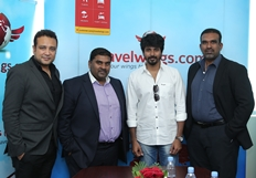 Remo Movie Dubai Promotion Photos