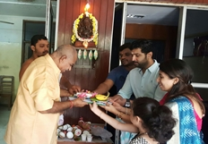 Telugu Dubbing started for Arun Vijay Kuttram 23