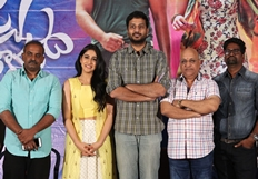 Jyo Achyutananda Success Meet