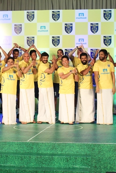 Kerala Blasters Announces Final Squad For Tournament