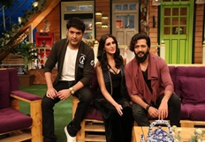 Riteish Deshmukh and Nargis Fakhri promote 'Banjo' on 'The Kapil Sharma Show'