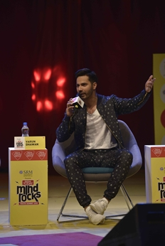 Varun Dhawan opens up about his first kiss, relationships etc.