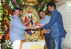 Vijay Sethupathi Panneerselvam Movie Pooja Photos