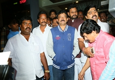RGV At Vijayawada Photos