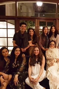 Actress Sridevi Birthday Celebration Stills