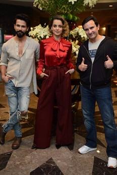 Miss Julia, Nawab Malik and Rusi Billimoria bring the Rangoon fever to Delhi
