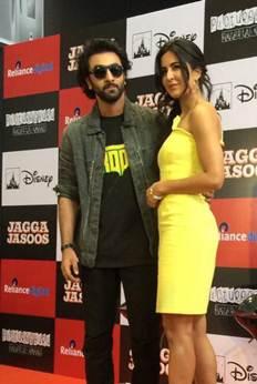 Jagga Jasoos Movie Press Conference