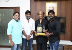 Dharma Durai Movie Team Meets Superstar Rajinikanth