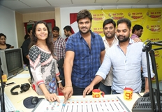 Gunturodu Song Launch at Radio Mirchi