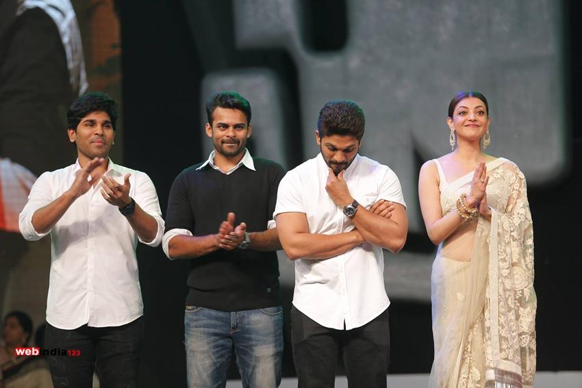 Khaidi No 150 Movie Pre Release Event Photos,Telugu Event