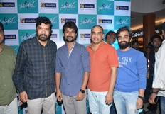 Hero Nani Nenu Local Team at Inorbit Mall