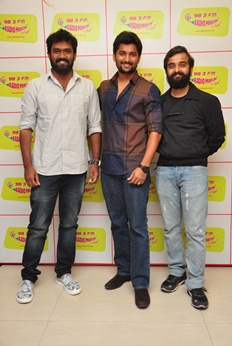 Nenu Local Movie Song Launch At Radio Mirchi Photos