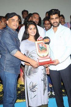 Shatamanam Bhavathi Platinum Disc Function Photos