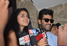 Shatamanam Bhavathi Team Success Tour Photos