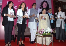 Amitabh Bachchan launches Divya Dutta's book
