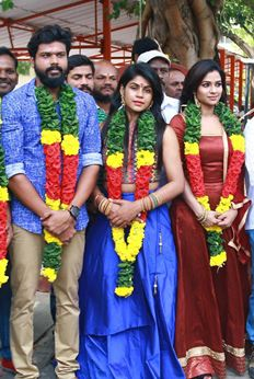 Eedili Movie Poojai