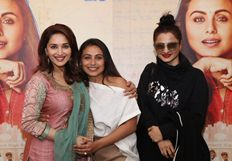Photos : Hichki's Screening