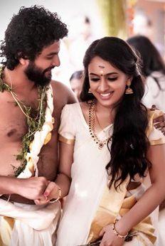 Actor Neeraj Madhav Wedding Photos