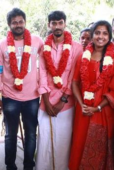 Veerapuram Movie Pooja