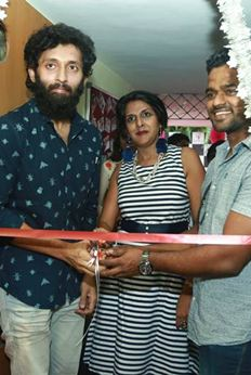 Actor Vasanth Ravi launched Eddica Overseas Education & Training Institute Photos