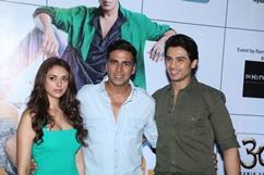 Boss Bollywood Movie Promotion Stills
