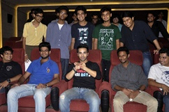 Flickbay's first venture - Screening of film Fukrey - Stills
