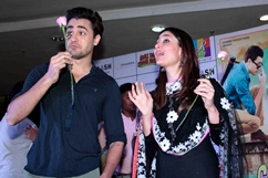 Promotion of film Gori Tere Pyaar Mein - Stills