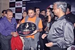 Music release of Hindi film haunted Stills