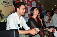 Imran, Kareena, Punit promotes upcoming film Gori Tere Pyaar Mein Stills