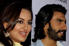 Promotion of film Lootera - Stills