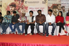 Madha Yaanai Koottam Press meet Stills