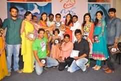 Prema Ishq Kaadhal Audio Success Meet Stills